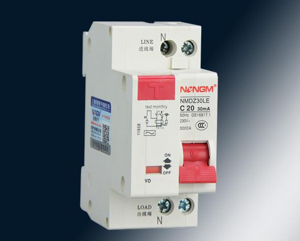 NMDZ30-32小型duan路器