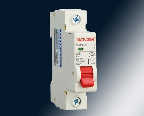 NMDZ47-63小型duan路器